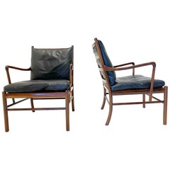 Pair of Colonial Chairs by Ole Wanscher