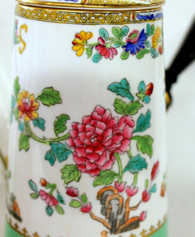 English Pair of Copeland 'Spode' Porcelain