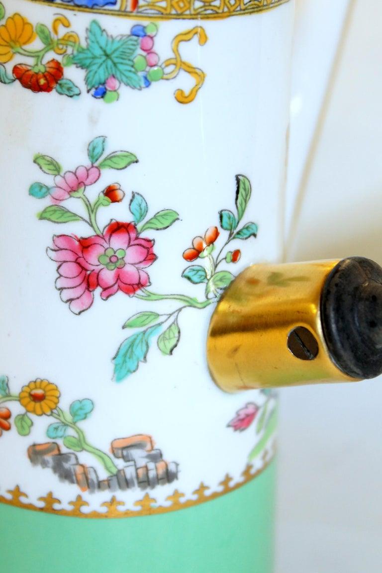 19th Century Pair of Copeland 'Spode' Porcelain