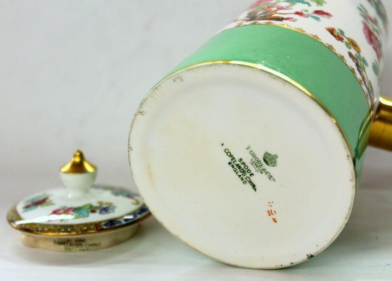 Pair of Copeland 'Spode' Porcelain