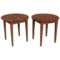 Pair of Country French Side Tables