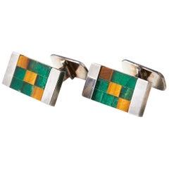Pair of Cufflinks, Designed by Claes Giertta, Sweden, 1997
