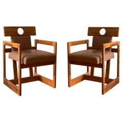 Pair of 'Cuiabá' Armchairs by Sergio Rodrigues