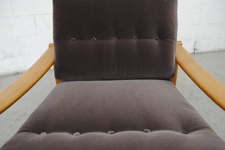 Pair of Danish Mid-Century Lounge Chairs For Sale 2