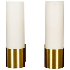 Pair of Danish Sconces by Fog & Mørup, 1960s