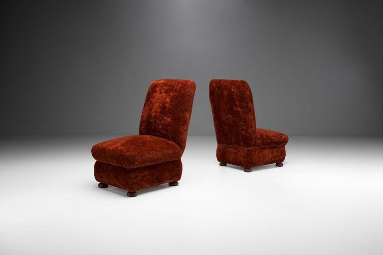 Names of various furniture shapes don't come any more interesting than the
