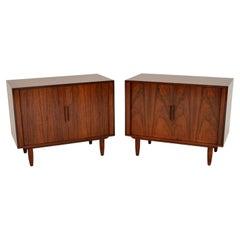 Pair of Danish Vintage Cabinets by Kai Kristiansen
