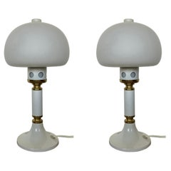 Pair of Design Midcentury Table Lamps, 1970s