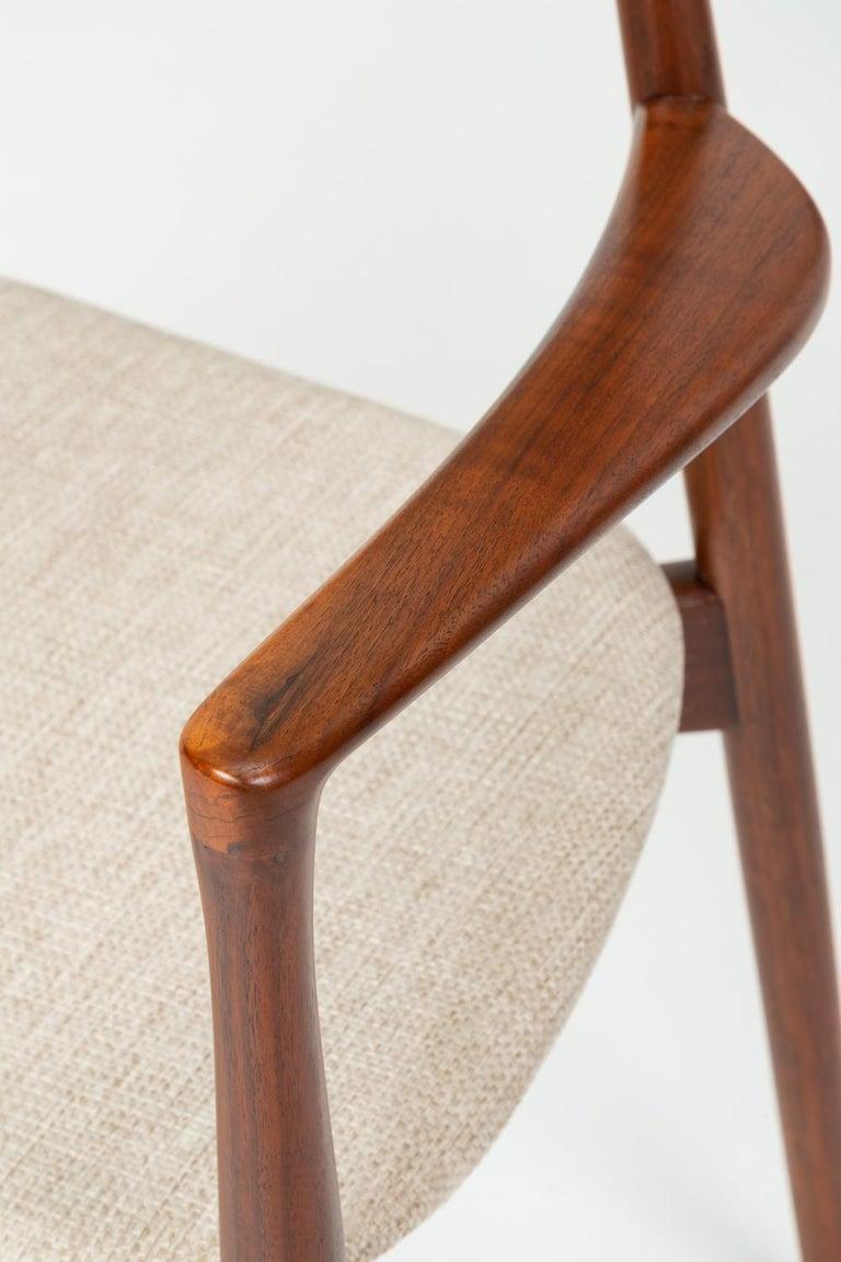 Pair of Dining Armchairs by Harry Østergaard for Randers Møbelfabrik 5