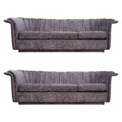 Pair of Directional Sofas