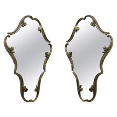 Pair of Directoire Style French Mirrors