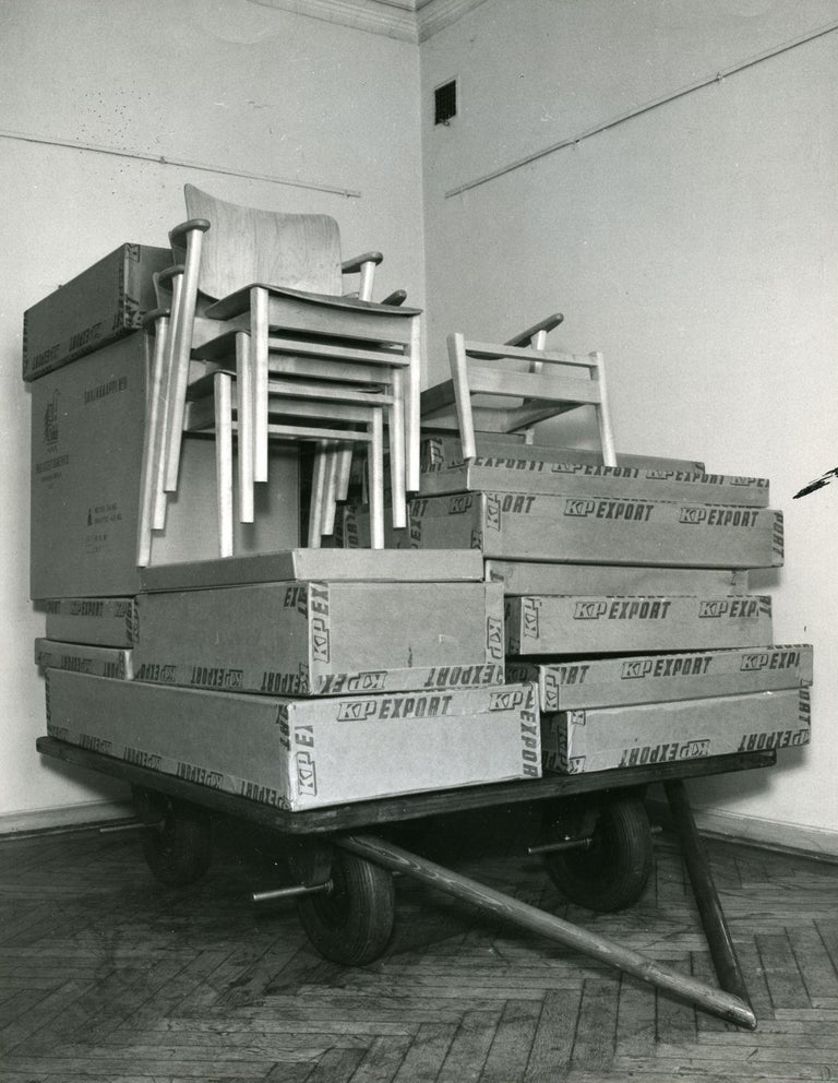 Pair of 'Domus' Armchairs by Ilmari Tapiovaara, circa 1947, Finland For Sale 13