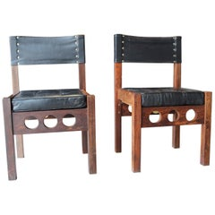 Pair of Don Shoemaker Dining Chairs
