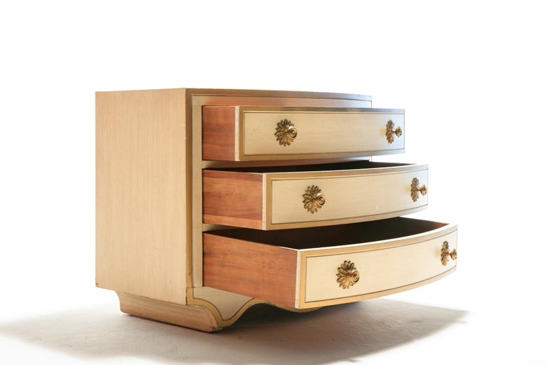 Pair of Dorothy Draper Viennese Collection Chests, circa 1963 For Sale 7