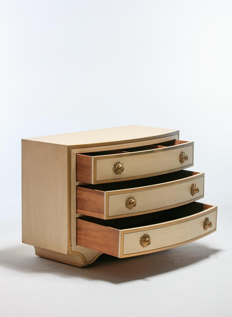 Pair of Dorothy Draper Viennese Collection Chests, circa 1963 For Sale 9