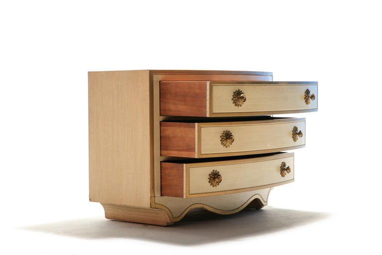 Pair of Dorothy Draper Viennese Collection Chests, circa 1963 For Sale 11