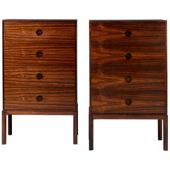 Wood Commodes and Chests of Drawers