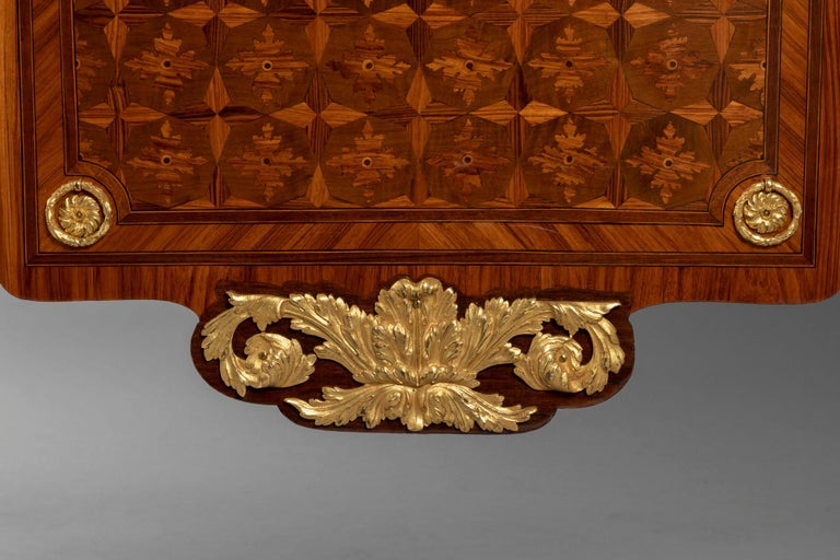 Pair of Dresser, Transition Period 18th Century by Jacques Dautriche For Sale 12