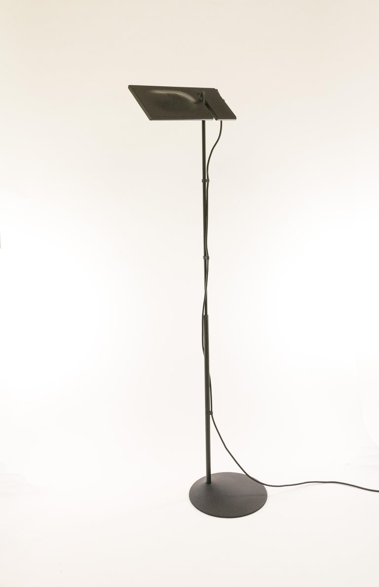 Pair of Duna Floor Lamps by Mario Barbaglia & Marco Colombo for PAF Studio, 1980 In Good Condition For Sale In Rotterdam, NL