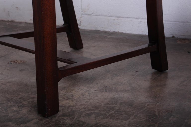 Pair of Dunbar Armchairs by Edward Wormley For Sale 6