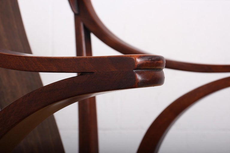 Pair of Dunbar Armchairs by Edward Wormley For Sale 1
