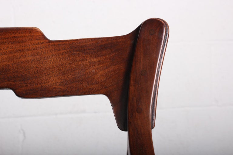 Pair of Dunbar Armchairs by Edward Wormley For Sale 3
