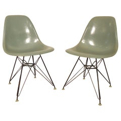 Pair of Eames Chairs