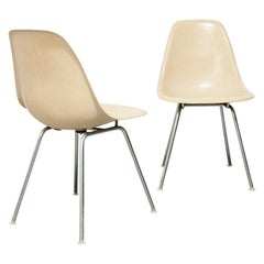 Pair of Eames for Herman Miller Side Chairs