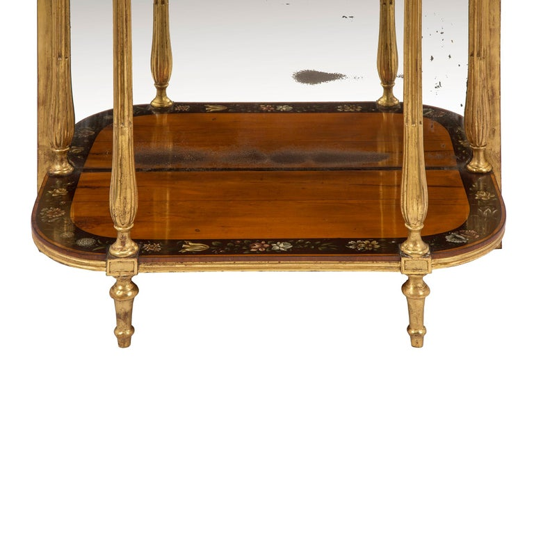 Pair of Early 19th Century Adams Style Console Tables In Good Condition For Sale In West Palm Beach, FL