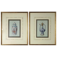 Pair of Early 20th Century Framed Prints