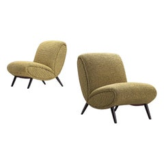 Pair of Easy Chairs by Norman Bel Geddes