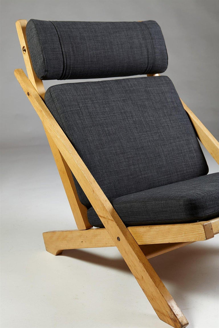 Swedish Pair of Easy Chairs
