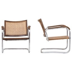 Pair of Easychairs by Frits Schlegel