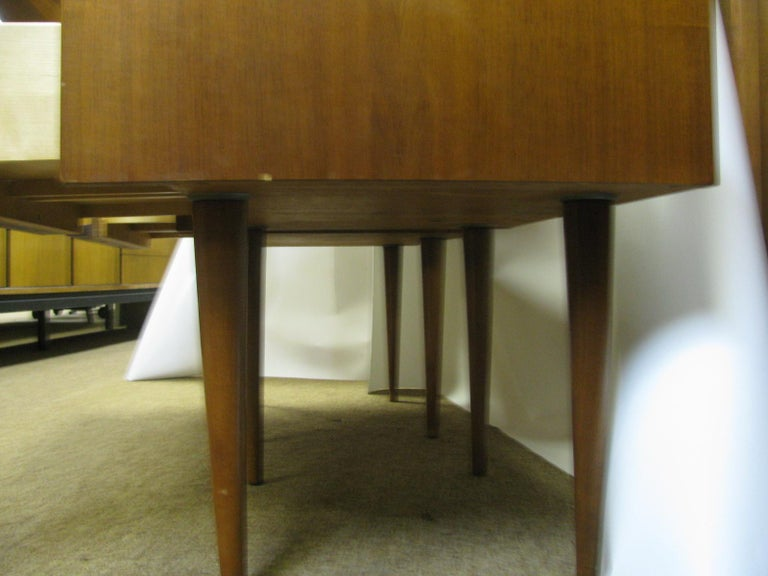 Pair of Edmond Spence Mid-Century Modern Night Tables, Made in Sweden For Sale 5