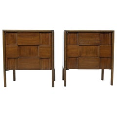 Pair of Edmond Spence Nightstands