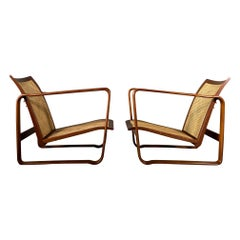 "Pair of Edward Wormley for Dunbar ""Morris"" Armchairs"