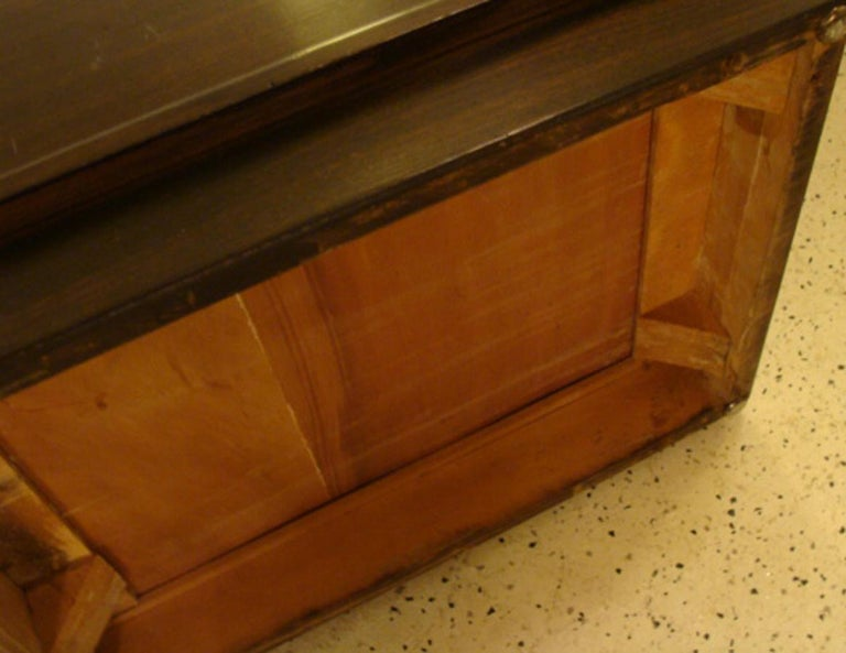 Pair of Edward Wormley Small Scale Chests for Drexel In Good Condition For Sale In Lambertville, NJ
