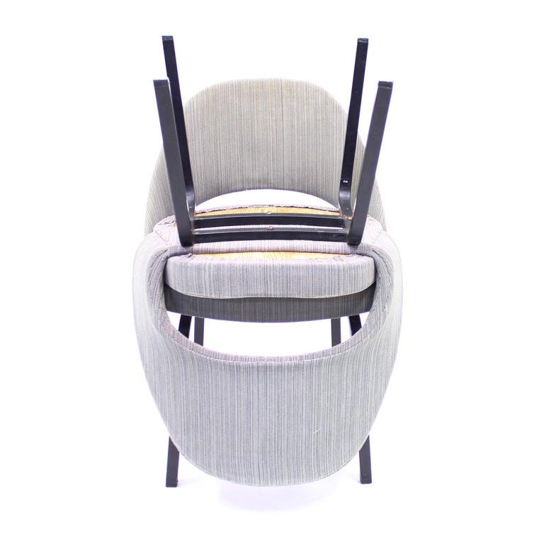 Pair of Eero Saarinen Executive Chairs by Knoll / Nordiska Kompaniet, 1960s For Sale 5