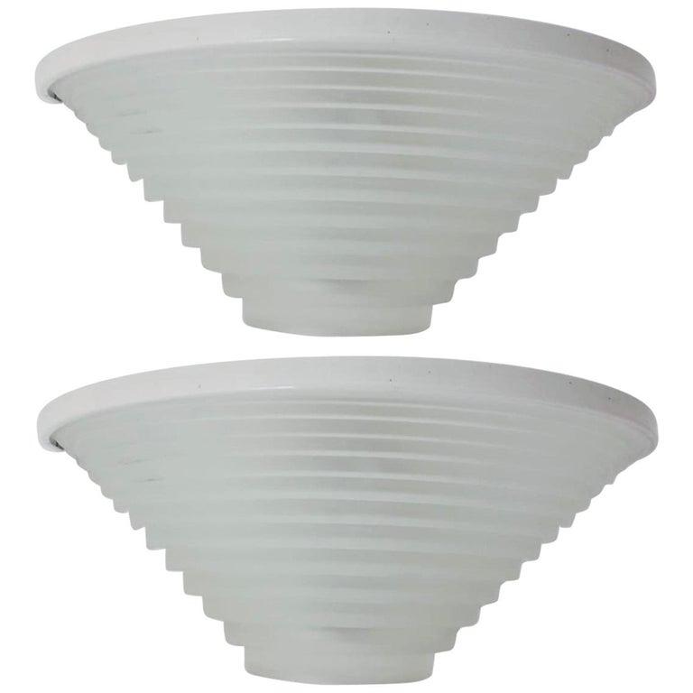 Pair of Egisto 38 Sconces by Artemide For Sale