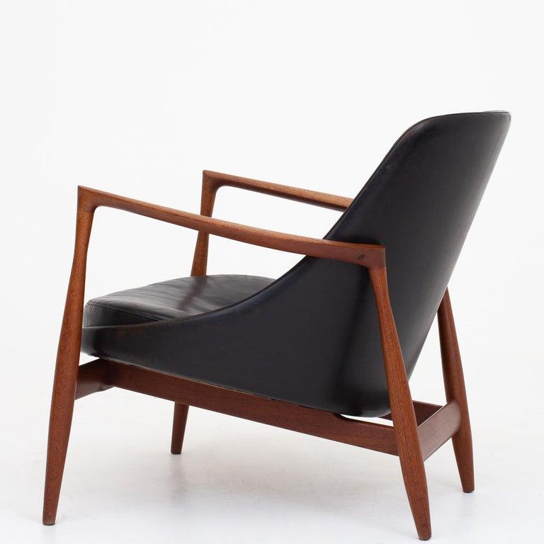 Scandinavian Modern Pair of Elizabeth Chairs by Ib Kofod Larsen