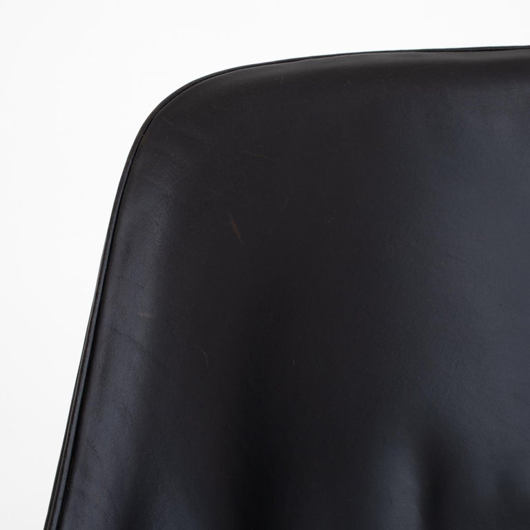 Patinated Pair of Elizabeth Chairs by Ib Kofod Larsen