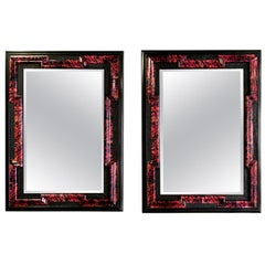 Pair of English Mirrors