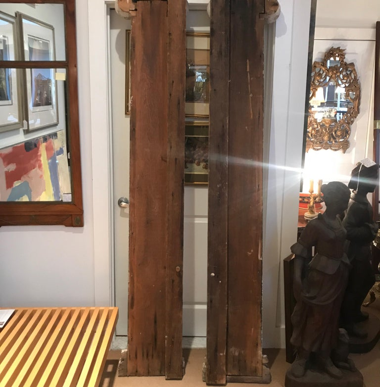 Pair of Federal Period Colombia Pilasters For Sale 5