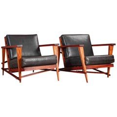 "Pair of ""Figueroa"" Chairs"