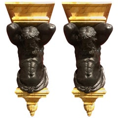 Neoclassical Wall Brackets