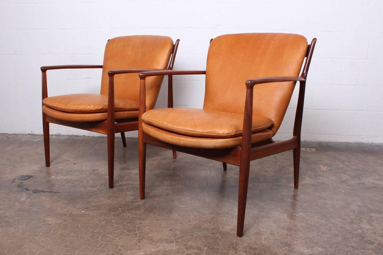 Pair of Finn Juhl