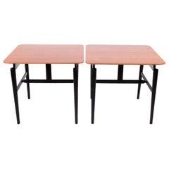 Pair of Finn Juhl Side Tables for Baker