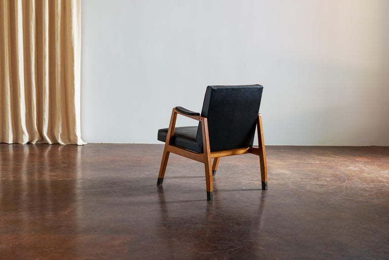 Pair of Finnish Armchairs by Lasse Ollinkari and Arne Ervi, 1940s For Sale 1