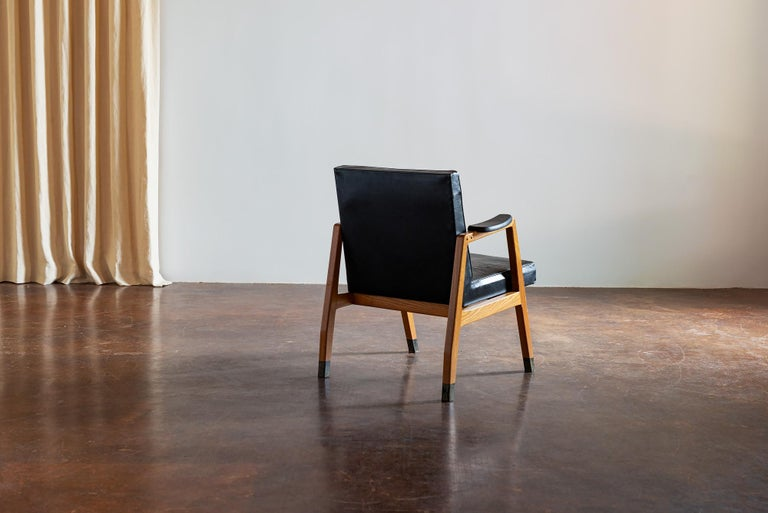 Pair of Finnish Armchairs by Lasse Ollinkari and Arne Ervi, 1940s For Sale 2