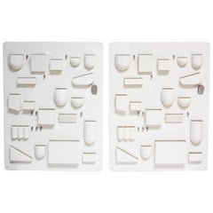 Pair of First Edition Uten.Silo I Wall Organizers by Dorothee Maurer-Becker